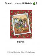 Faty11 - Quanto conosci il Natale 🎄?
