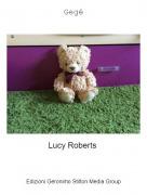 Lucy Roberts - Gegé