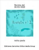 ratita paola - Revista del30/03/2020
