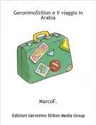 MarcoF. - GeronimoStilton e il viaggio in Arabia