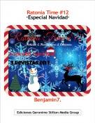 Benjamin7. - Ratonia Time #12·Especial Navidad·