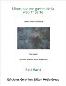 Rati Marti - Libros que me gustan de la web 1ª parte