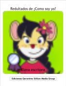 Elena escritora - Redultados de ¿Como soy yo?