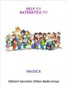 NAUSICA - HELP !!!!MATEMATICA !!!!