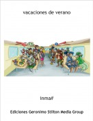 inma# - vacaciones de verano