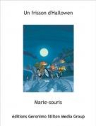 Marie-souris - Un frisson d'Hallowen