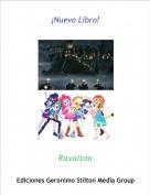 Ravalton - ¡Nuevo Libro!