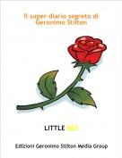 LITTLE BEE - Il super diario segreto di Geronimo Stilton