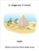 topiki - in viaggio per il mondo