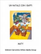 MATY - UN NATALE CON I BAFFI