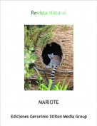 MARIOTE - Revista Natural