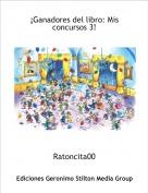 Ratoncita00 - ¡Ganadores del libro: Mis concursos 3!