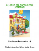 Ronfina e Belsorriso 14 - IL LADRO DEL TOFEO DEGLI SCRITTORI