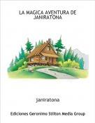 janiratona - LA MAGICA AVENTURA DE JANIRATONA