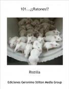 Ristilla - 101...¿¡Ratones!?