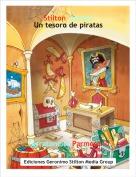 Terratoncita Parmesano - Stilton JuniorsUn tesoro de piratas