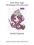 Amelia Quesosa - Ever after highPersonajes (Sin eleccion)