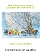 Lennert van der Made - Het Winterwoud redden (De kamer der Duisternis 25)