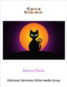 Ratona Paula - ·EspecialHalloween·
