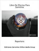Raportera - Libro De Efectos Para Gemitina