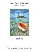 Irroene - La isla misteriosasegundo tomo