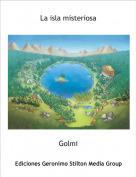 Golmi - La isla misteriosa