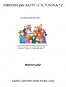 martavale - concorso per AURY STILTONINA 12