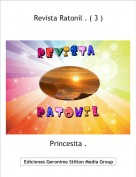Princesita . - Revista Ratonil . ( 3 )