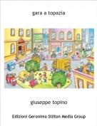 giuseppe topino - gara a topazia