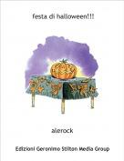 alerock - festa di halloween!!!