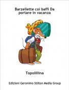 Topolillina - Barzellette coi baffi Da portare in vacanza
