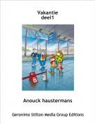 Anouck haustermans - Vakantie deel1