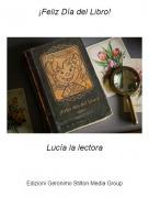 Lucía la lectora - ¡Feliz Día del Libro!