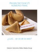 ¿Lulú... se va de la web? - Revista Nel Coral (7)NÚMERO FINAL