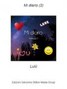 Lulú - Mi diario (2)