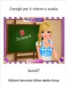 laura27 - Consigli per il ritorno a scuola