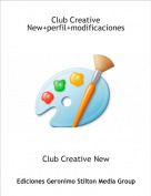 Club Creative New - Club Creative New+perfil+modificaciones