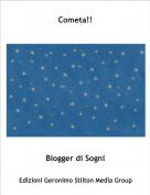 Blogger di Sogni - Cometa!!