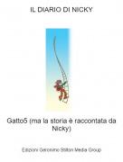 Gatto5 (ma la storia è raccontata da Nicky) - IL DIARIO DI NICKY