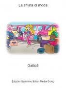 Gatto5 - La sfilata di moda