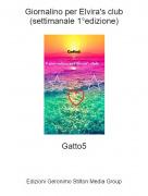 Gatto5 - Giornalino per Elvira's club (settimanale 1°edizione)