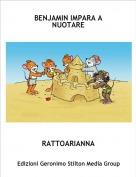 RATTOARIANNA - BENJAMIN IMPARA A NUOTARE