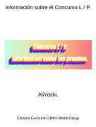AliYoshi. - Información sobre él Concurso L / P.