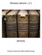 AliYoshi. - Revista Librería. ( 2 )