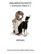 AliYoshi. - #MILIBROFAVORITO.( Concurso Sara C )