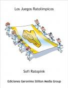 Sofi Ratopink - Los Juegos Ratolimpicos