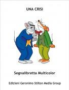 Segnalibretta Multicolor - UNA CRISI
