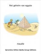 maudie - Het geheim van egypte