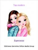 Esperanza - Top modern