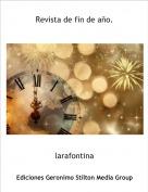larafontina - Revista de fin de año.